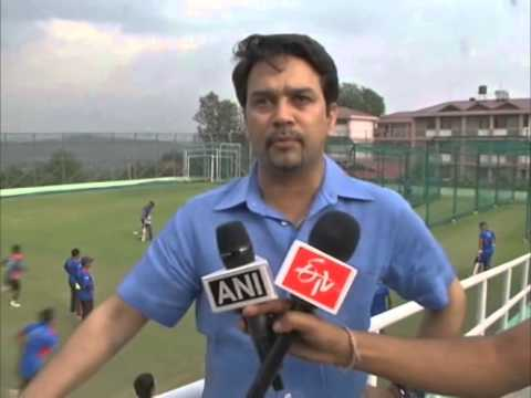 11 June, 2015 - India extends support to Nepal cricket team to play world cup qualifier