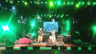 Fonk Machine - Jonas en vivo Festival Concert Valle, Vicuña 2014