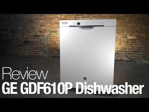 GE GDF610 Dishwasher Review: An old-school dishwasher that gets the job done