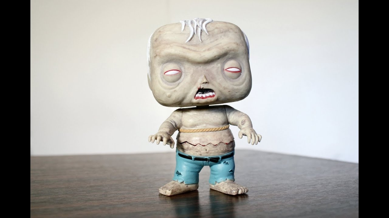 Well Walker The Walking Dead Funko Pop Review Youtube