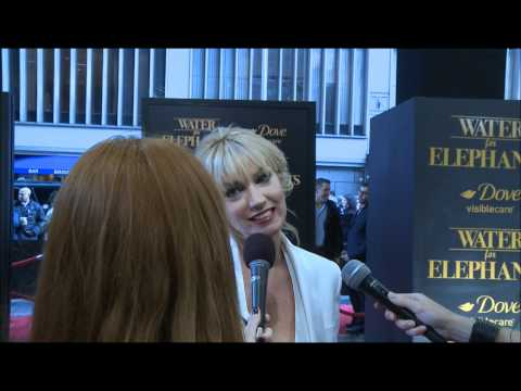 Water for Elephants Premiere  Donna Scott