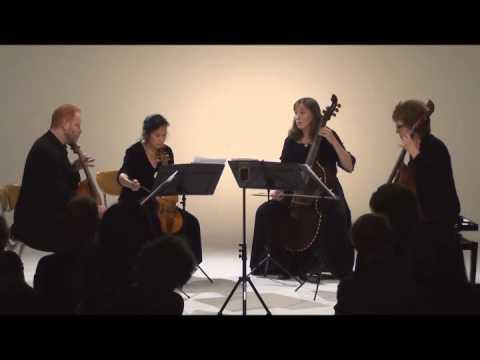 Variations on La Follia by Richard Einhorn, performed by Parthenia
