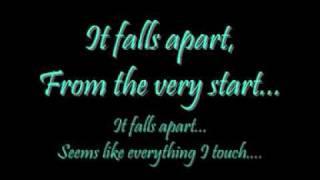 Thousand Foot Krutch - Falls Apart - Lyrics On Screen
