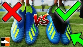Which X18 For You Do You Choose Salah or Bales Boots...