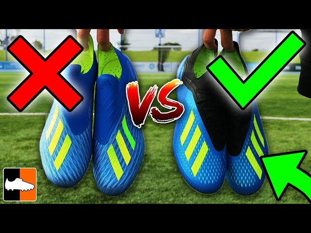 66d8846d00e7 How Good Is the adidas X18.. Should You Get Lacelees or Laces