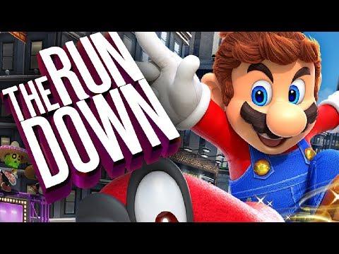 Mario Animated Movie Coming! - The Rundown - Electric Playground