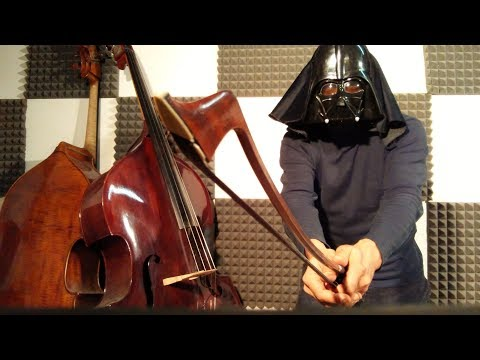 Star Wars - The Imperial March - Double Bass Solo