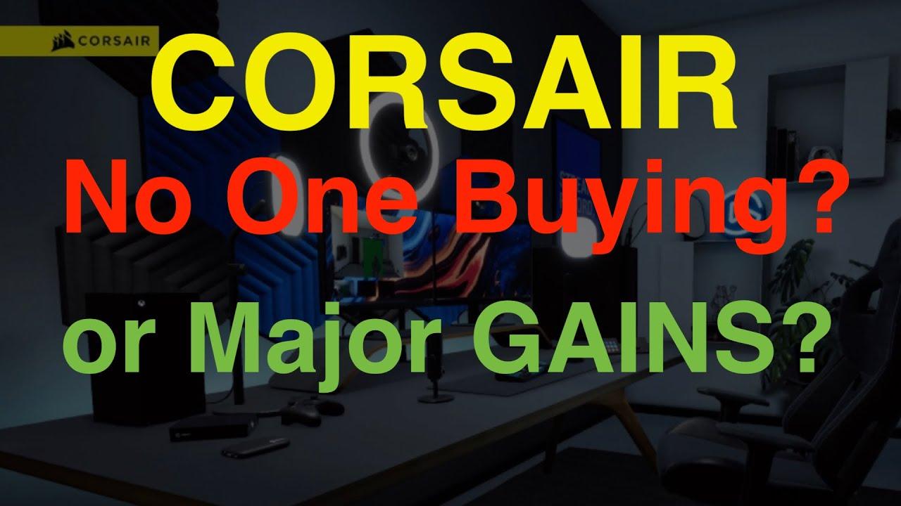 Download Corsair - No One Buying? Financials 10Q (Stock CRSR)