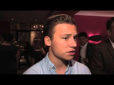 Finn Cole  Peaky Blinders Season 2  London Premiere