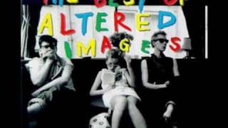 Altered Images - Little Brown Head