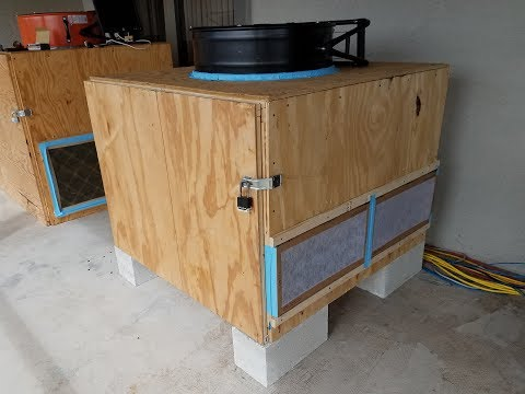 Update - Mining Rig Enclosure/Box Ver 2.0