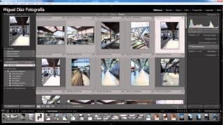 Catalogar fotografías con Lightroom