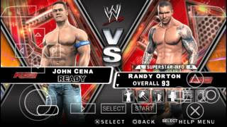 WWE Smackdown vs Raw 2010 PPSSPP