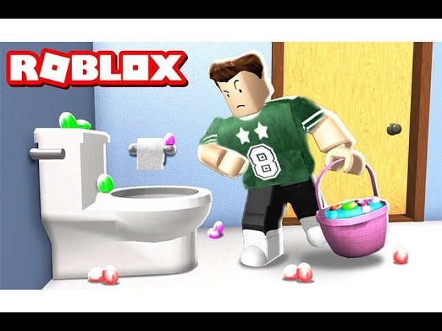 محاكاة صيد البيض و مساعدة صاحب المكتبة فى لعبة roblox !!