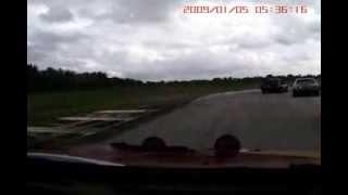 MSR Houston Gator O Rama 2013 Mitsubishi Eclipse Lemon racing