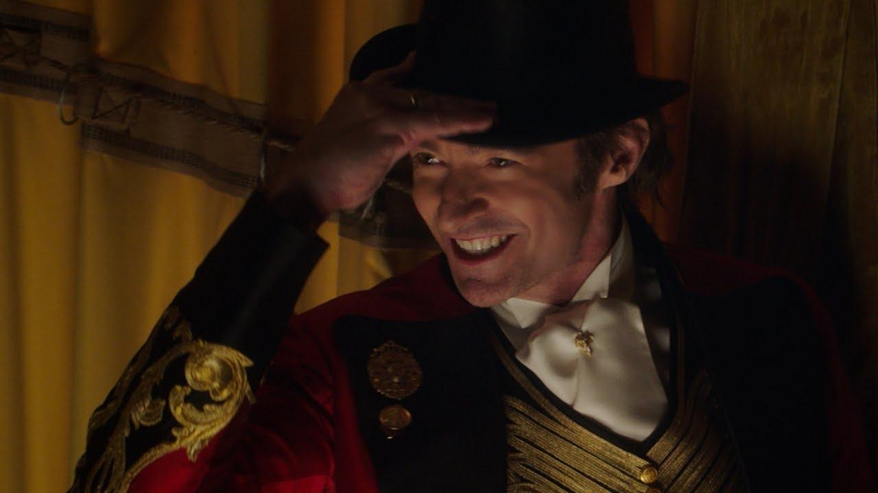 THE GREATEST SHOWMAN | Official Trailer #1 HD | English / Deutsch /  Français Edf