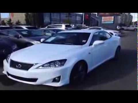 2014 Lexus IS 250C Convertible Review