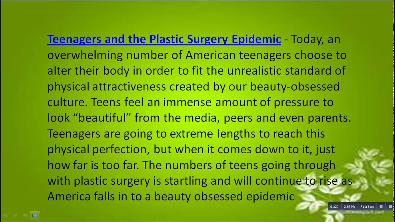 plastic surgery for cosmetic reasons cosmetic surgery is it rising plastic surgery for cosmetic reasons cosmetic surgery is it rising to a level that exceeds good sens
