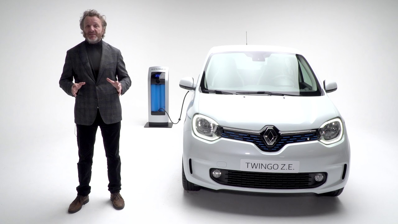 Renault Twingo Z E Youtube