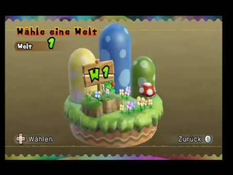 New Super Mario Bros Wii TRICK:   99LIFES No Hat +PROPELLER EVERY TIME!