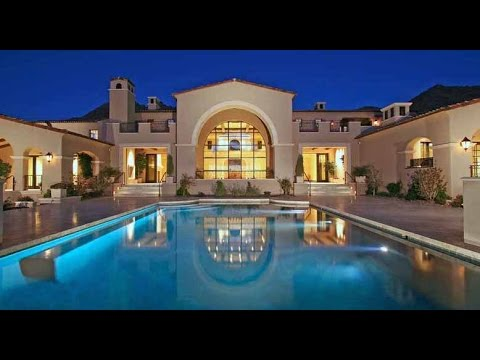 $10.5 MILION DOLLAR Luxury Homes - Scottsdale Luxury Real Estate Video