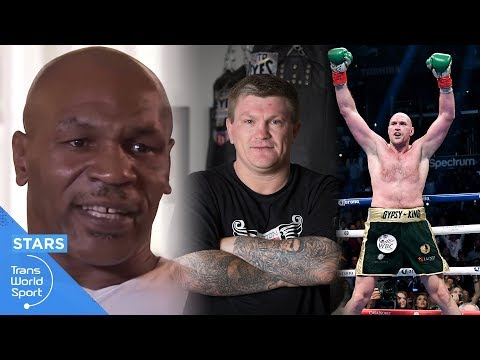 Tyson Fury, Mike Tyson, Ricky Hatton on Trans World Sport | LIVESTREAM