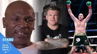 Tyson Fury, Mike Tyson, Ricky Hatton on Trans World Sport | LIVESTREAM