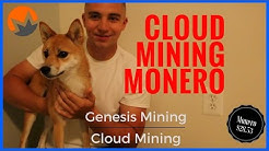 Spent $2,400 on Cloud Mining ?! Mining Monero @ Genesis Mining