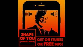 Ed Sheeran - Shape Of You (iPhone Marimba Ringtone) FREE MP3 DOWNLOAD