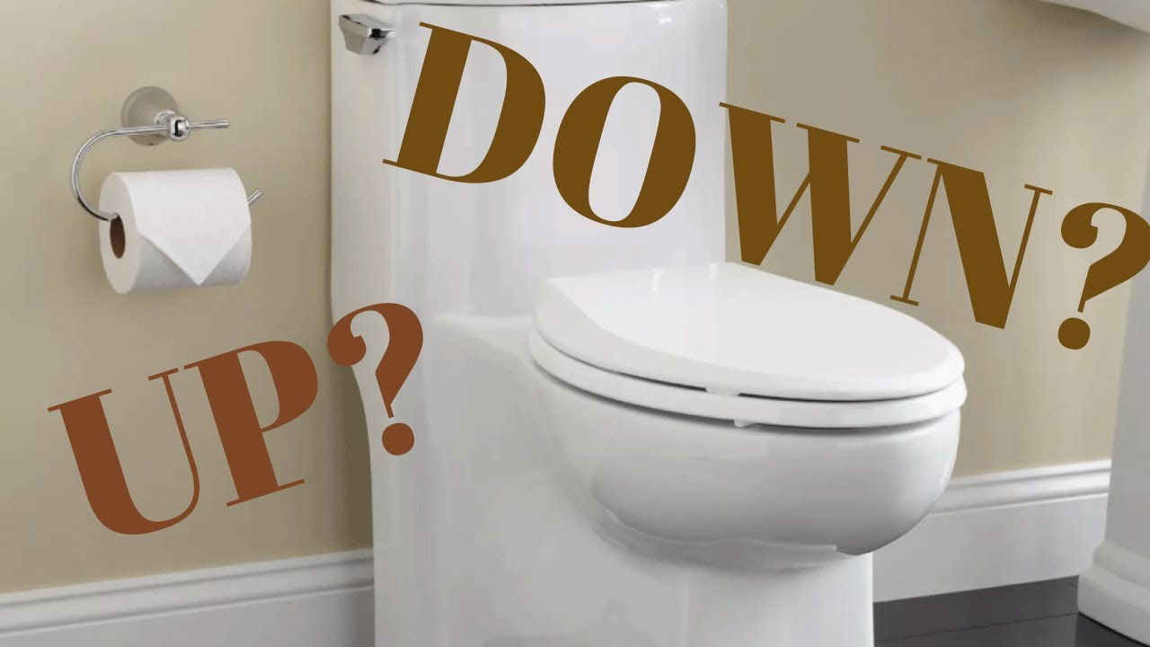 Toilet Seat Up Or Down.Leave The Toilet Seat Up Or Down Math Finally Answers The Age Old Question