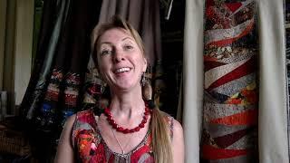 Лоскутный эфир 57. Как подойти к шитью лоскутного платья?
