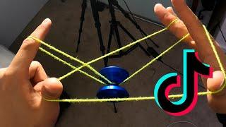I Recreated 8 VIRAL TikTok Yoyo Tricks - (POV VIDEO)
