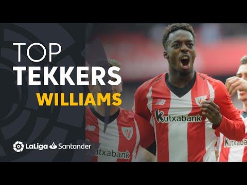 LaLiga Tekkers: Iñaki Williams Acerca Al Athletic Club A Europa
