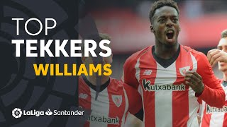 LaLiga Tekkers: Iñaki Williams acerca al Athletic Club a Europa