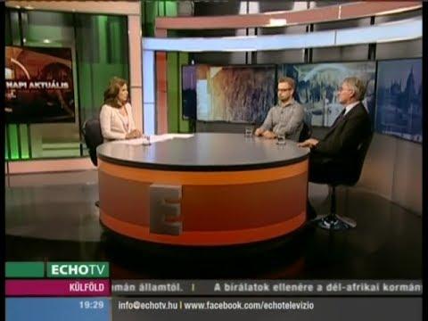 Amerikai-magyar kapcsolatok - Echo Tv