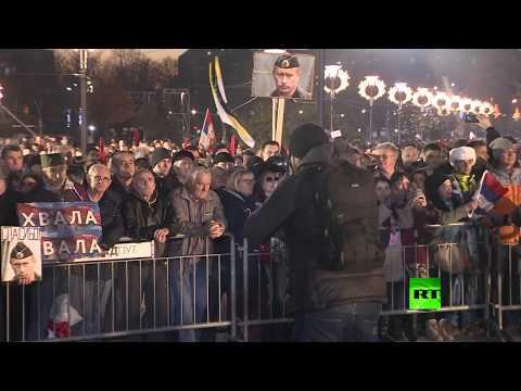 شاهد.. أهل صربيا يرحبون بالرئيس بوتين في بلغراد  - نشر قبل 3 ساعة