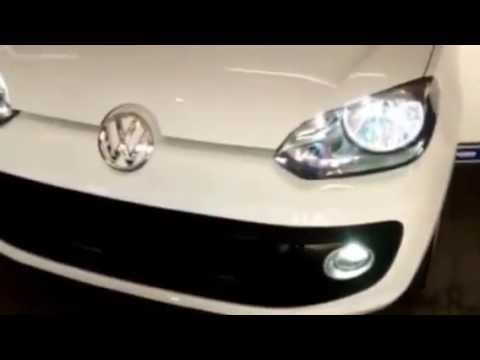 Lâmpadas Super Led Instaladas No Volkswagen Up   AutoAba Acessorios    YouTube