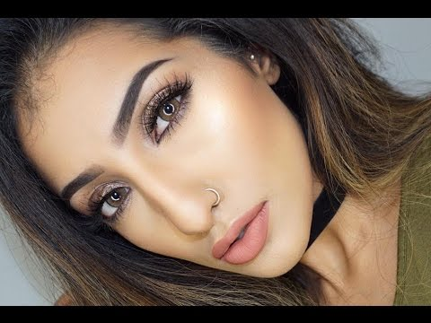 Quick and Easy Party Makeup Look