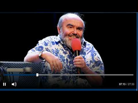 Andy Hamilton Sort of Remembers Politics
