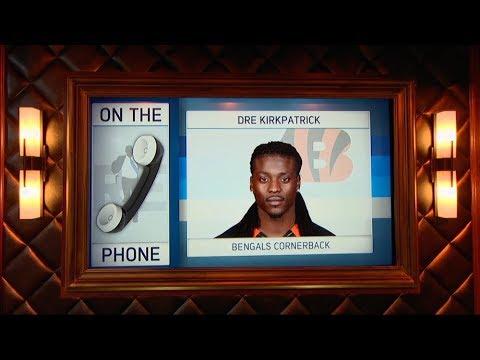 Dre Kirkpatrick on Bengals Season Outlook, Alabama & More | Full Interview | Rich Eisen Show