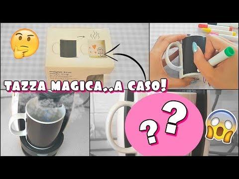 Tazza Magica da decorare alla cieca! :O