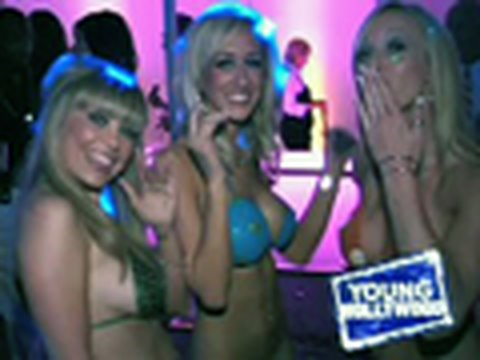 """Playboy Mansion madness with the stars of """"The Hills"""""""