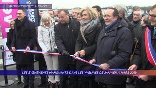Yvelines | Les événements marquants de janvier à mars 2019