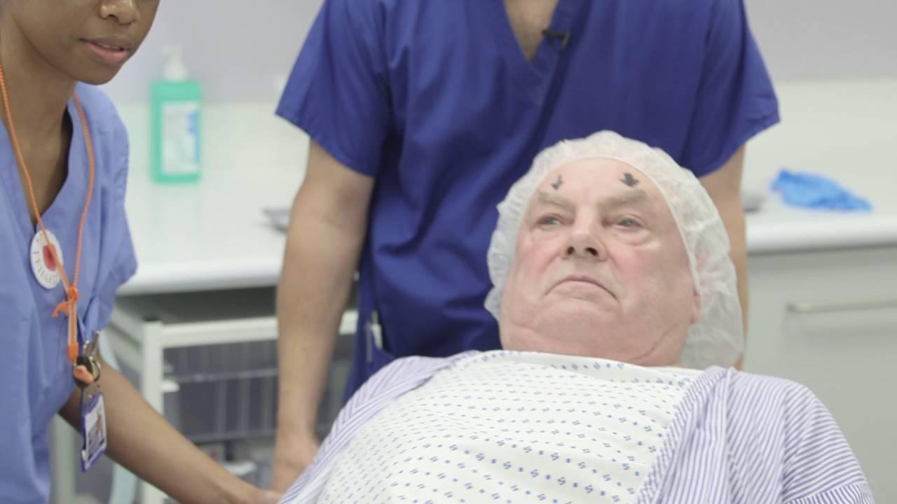 Sedating a patient