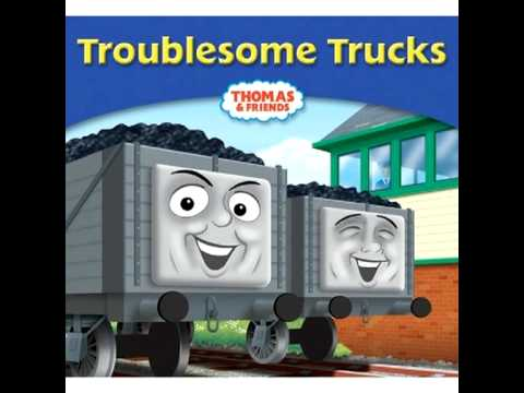 New My Thomas Story Library Book Troublesome Trucks