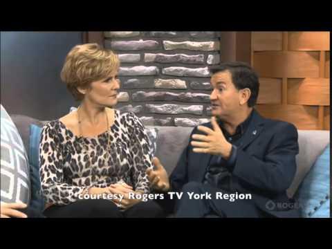 CHFI's Erin Davis and Allan Bell on 'daytime York Region'