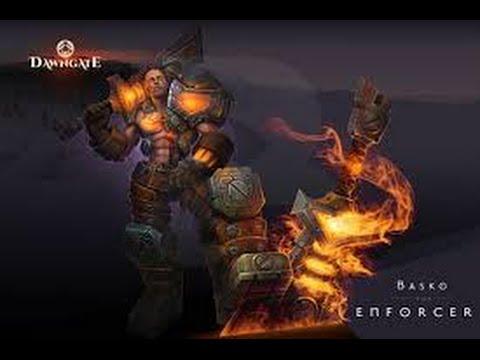 Dawngate Gameplay - Basko, the Enforcer!