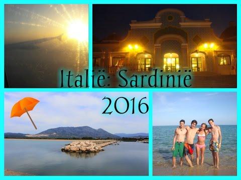 Vlog 3 ❤ Italië 2016