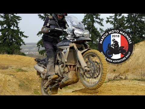 March Moto Madness 2018 : un weekend offroad énorme pour tou