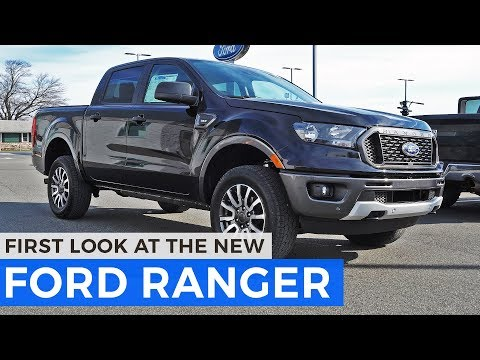 2019 Ford Ranger: Test Drive and Review